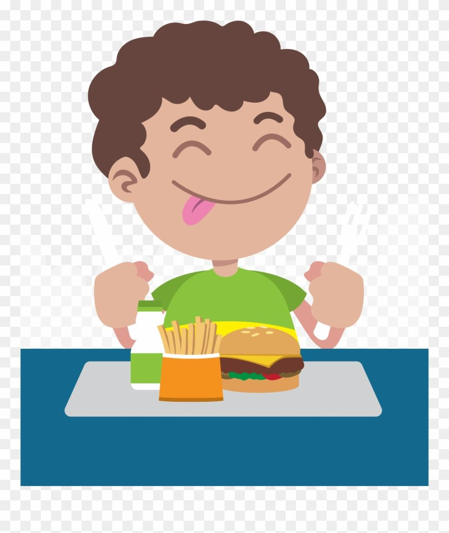 Child Food Health Menu Cantina Eating Food Vector Png Clipart 207345 Is A Creative Clipart Download The Transparent Kids Meals Food Clipart Food Cartoon