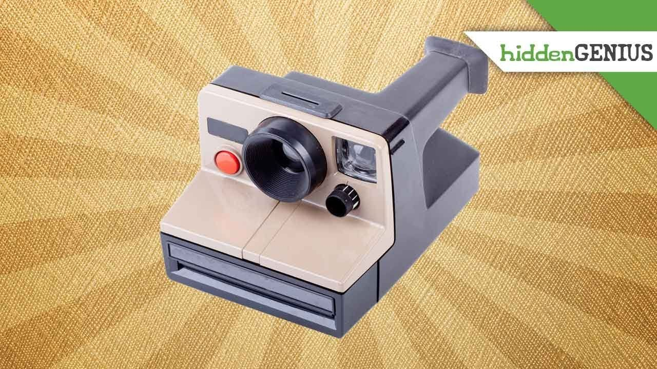 Polaroid Camera Invented By Edwinland And How The Development