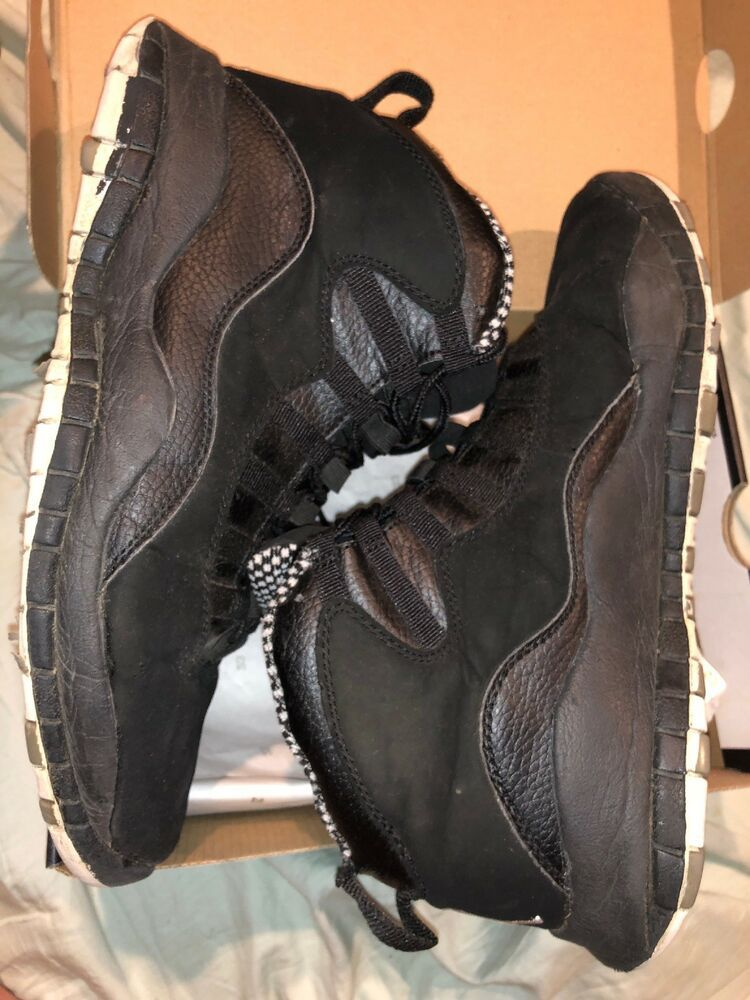 pretty nice a3583 b20e4 Air Jordan 2012 X Black Suede White Stealth 10s Size 10  fashion  clothing   shoes  accessories  mensshoes  athleticshoes (ebay link)