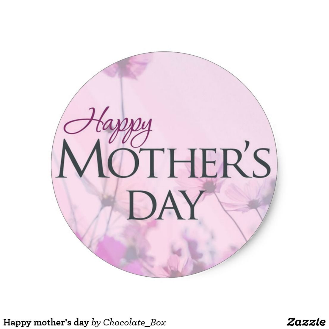 Personalised /'Happy Mother/'s Day/' Vinyl Decal Sticker Bundle Stickers Only