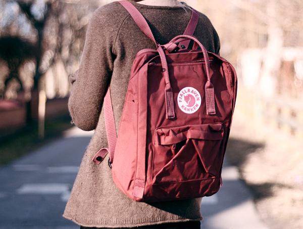 fjällräven kånken original backpack