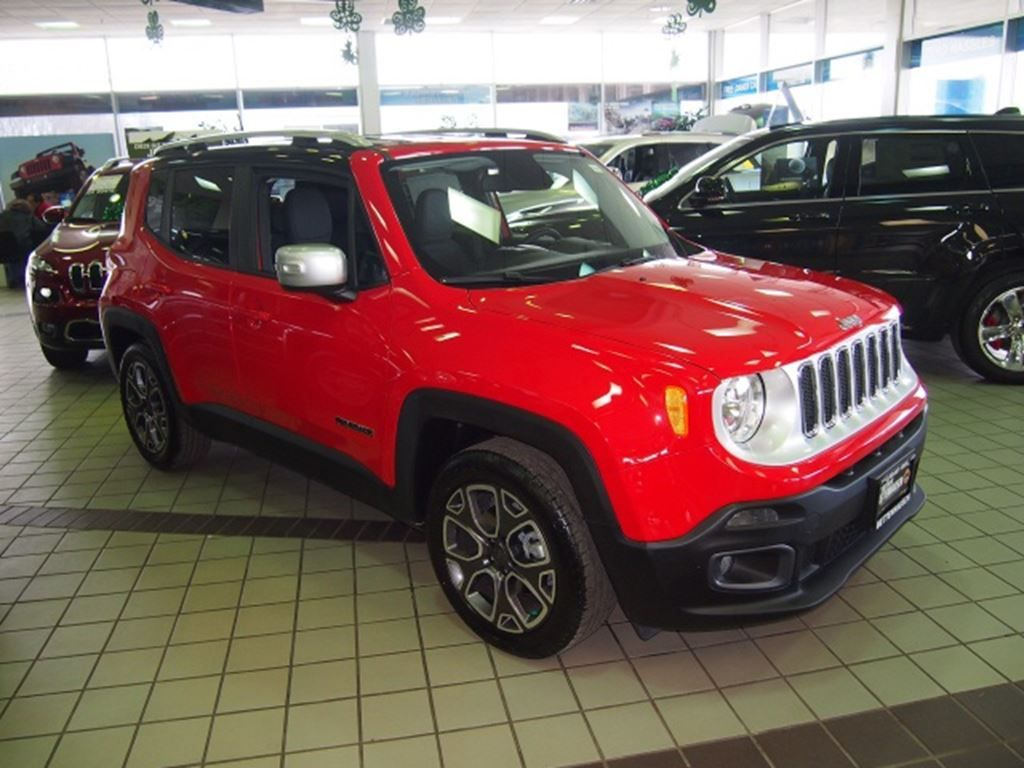709 New Cars Suvs In Stock With Images Jeep Renegade 2015 Jeep Renegade 2015 Jeep