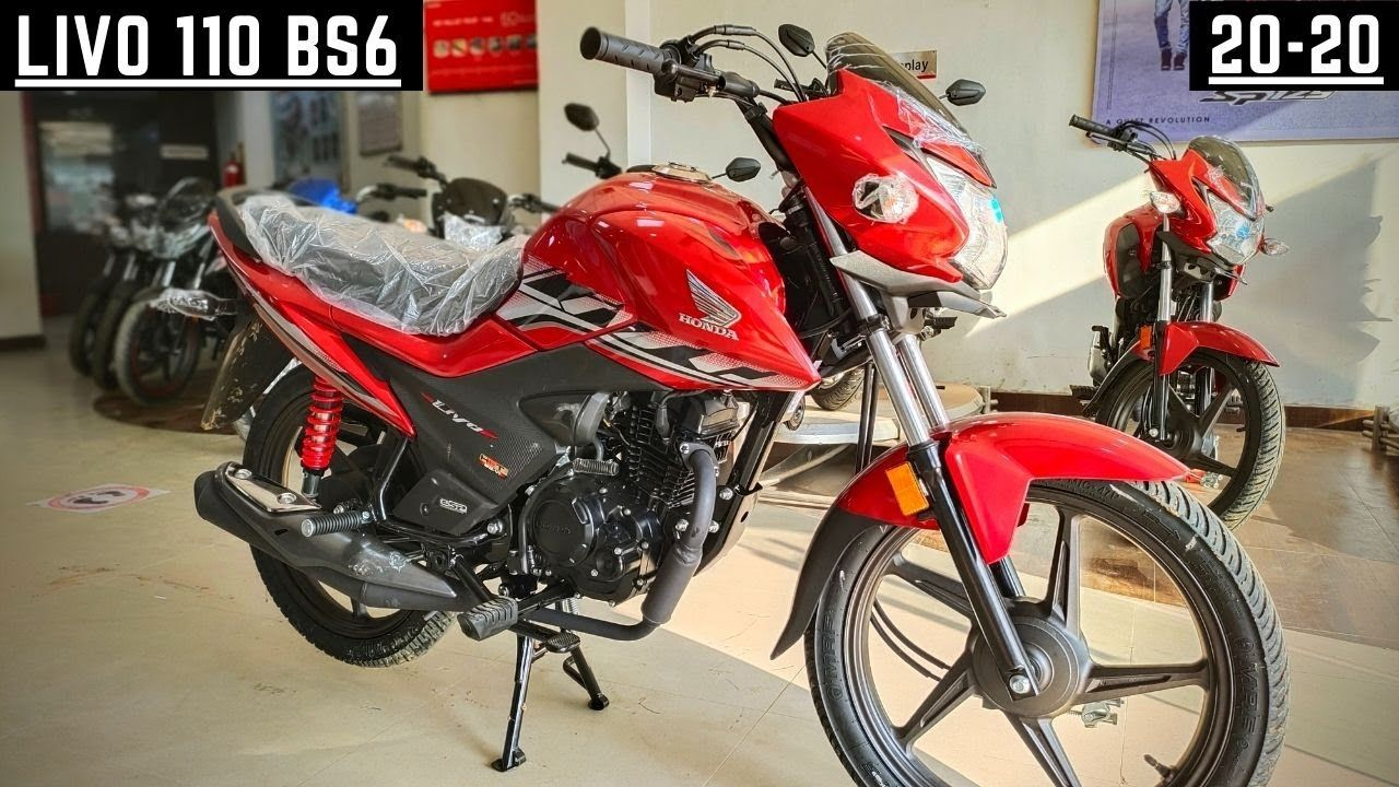 2020 Honda Livo 110 Bs6 Full Review In Hindi Exhaust Note Price An In 2020 Honda Hindi Exhausted