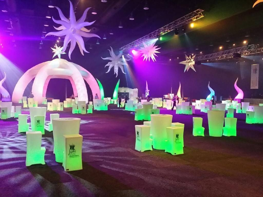 Hire Illuminated Furniture For Events Parties Change The Colours To Suit You Can Also Strobe And Fade Australian Locations Brisbane Sydney