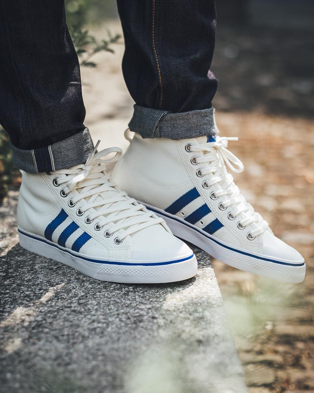 buy online 66fbc b0be5 adidas Originals Nizza High