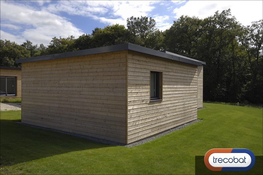 Extension du0027une maison en bois     wwwextenboisfr  Maison