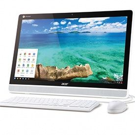 Desktop: Acer Announces First Touch-Friendly Chromebase AIO
