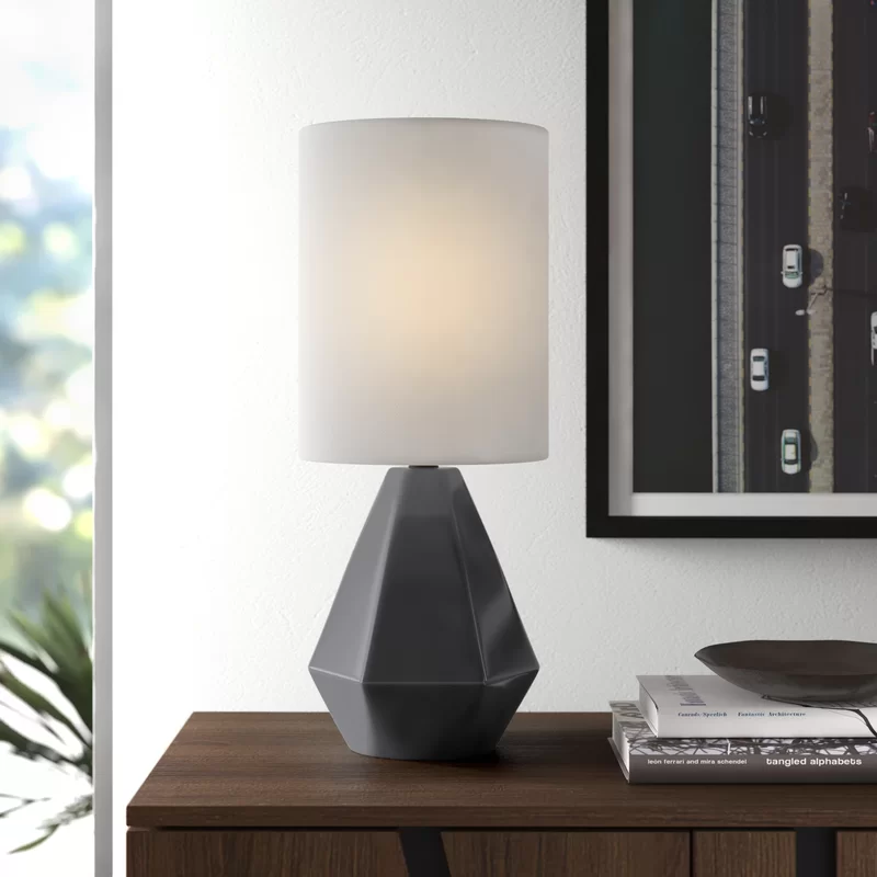 Bret 17 Table Lamp With Images Table Lamp Lamp Side Table Lamps