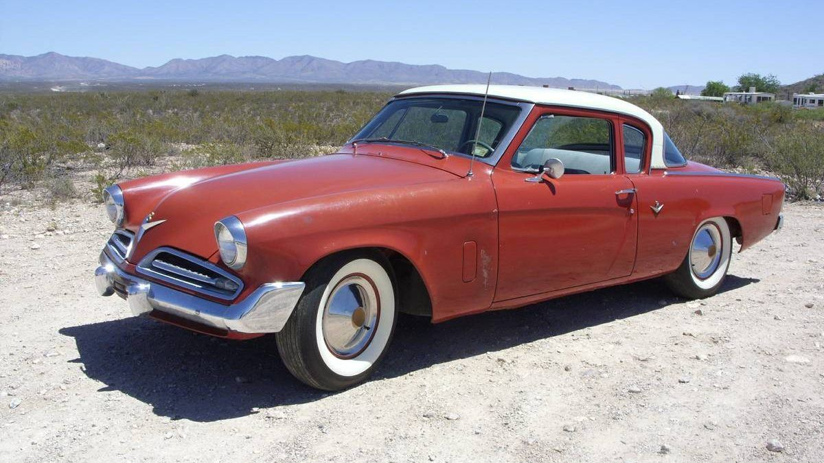 Have A Commander: 1953 Studebaker Coupe - http://barnfinds.com/have-a-commander-1953-studebaker-coupe/
