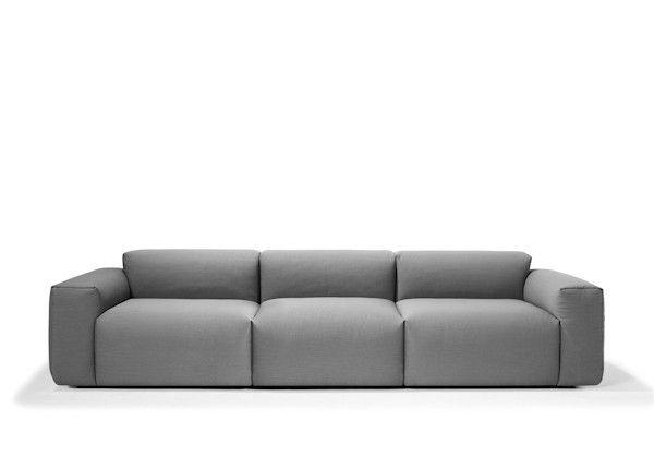 Loose 3-Seater Sofa