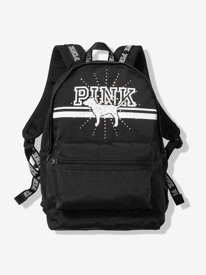 48cd7abc66979 PINK Campus Backpack | Victoria's Secret ♥ in 2019 | Backpacks ...