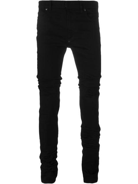 slim fit jeans - Black Maison Martin Margiela Factory Outlet Low Price Sale Discount F3AApjjxJC