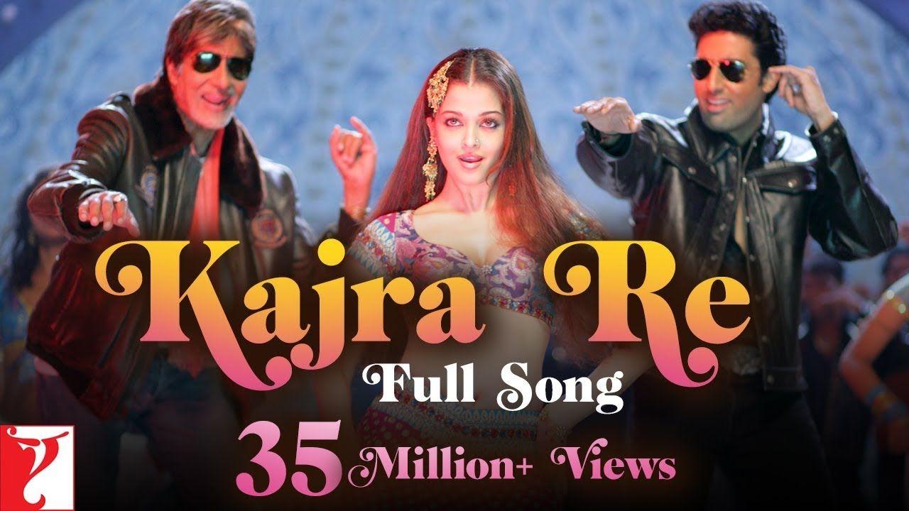Kajra Re Full Song Bunty Aur Babli Amitabh Bachchan Abhishek Bachchan Aishwarya Rai Aishwarya Rai Musica Videolar
