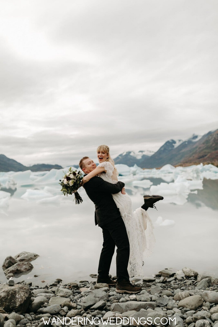 This Alaska Elopement Will Inspire You to Elope