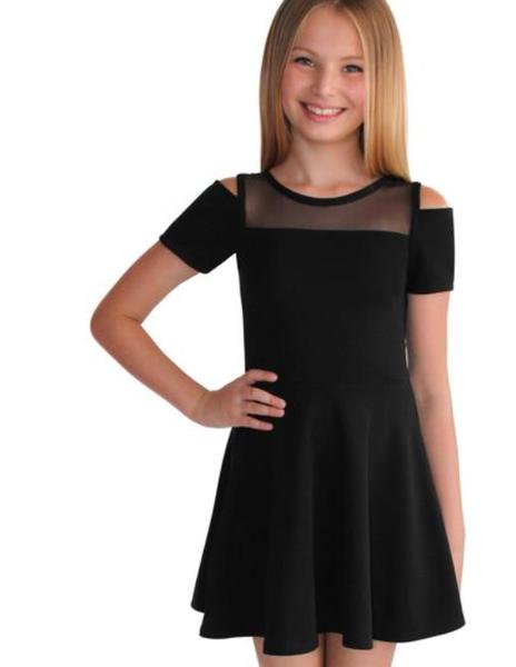 b3531a178 The Jenny Dress - Black   Tween & Teen Styles in 2019   Dresses ...