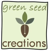 Green Seed Creations: to paint or not to paint?
