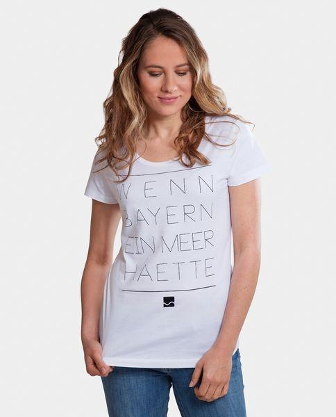 Degree Clothing Shirt Wenn Bayern Ein Meer Hätte