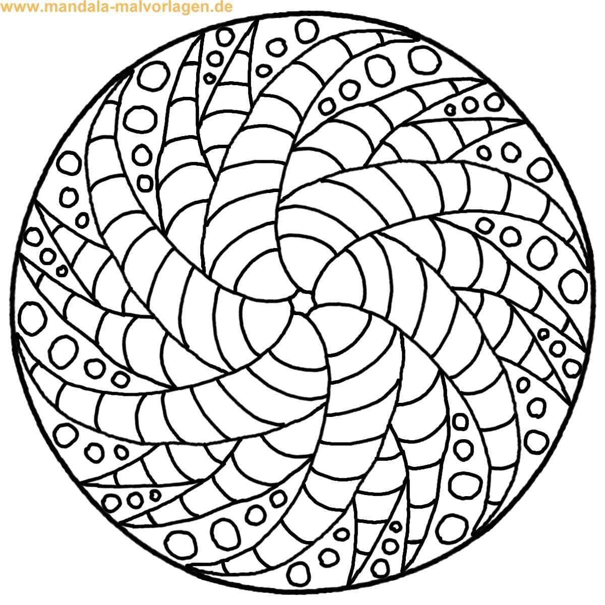 Mandala-malvorlagenimages4ausmal_mandala