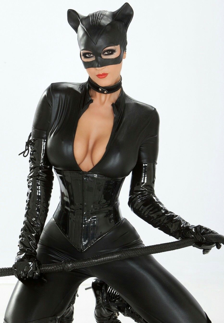 Female domination catwoman
