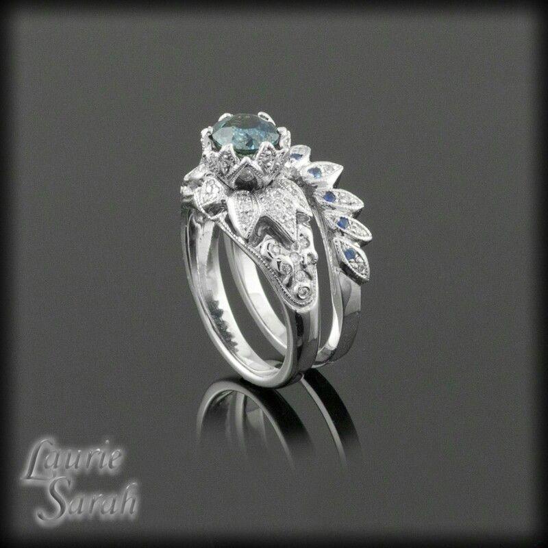 lotus flower wedding ring my wedding fantasy pinterest