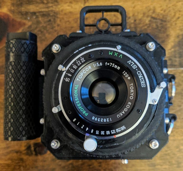 This Modified Camera Is a Cool DIY Project for Film