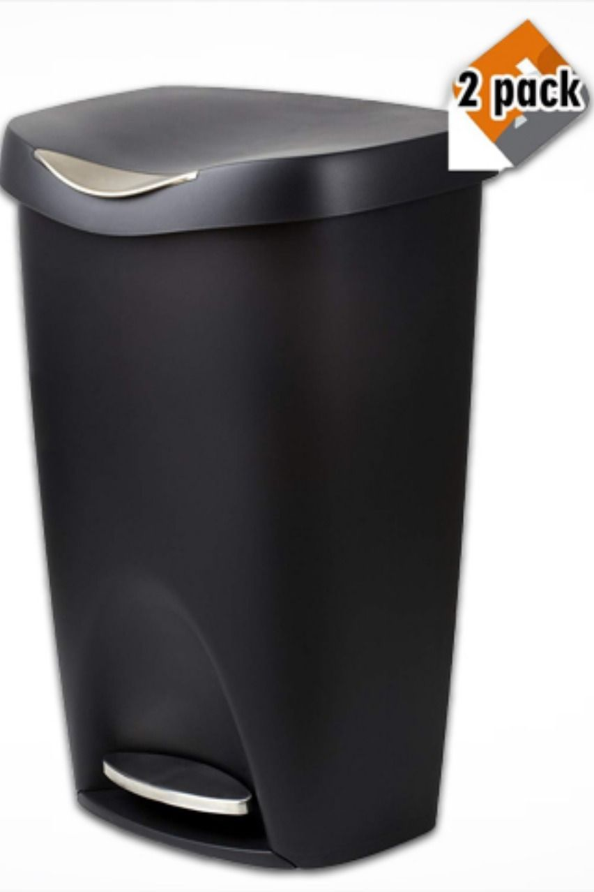 Best Kitchen Trash Cans Reviews In 2019 Kitchen Trash Cans Trash Cans Cool Kitchens