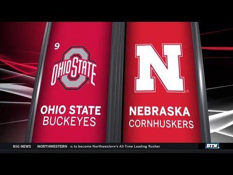 Ohio State At Nebraska Football Highlights Youtube Nebraska Football Ohio State Rutgers Football
