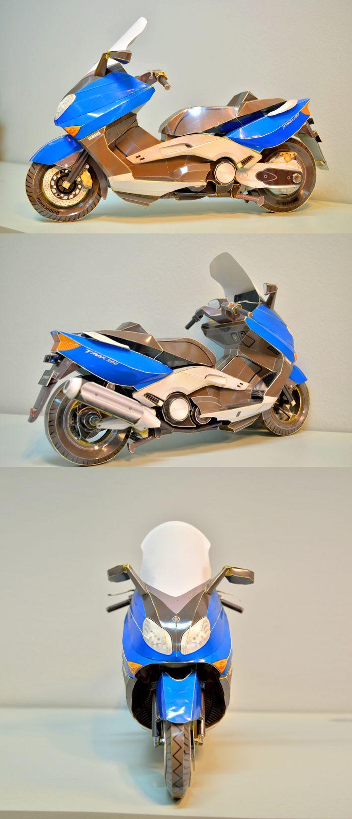 Yamaha tmax paper craft pinterest scooters yamaha tmax jeuxipadfo Choice Image