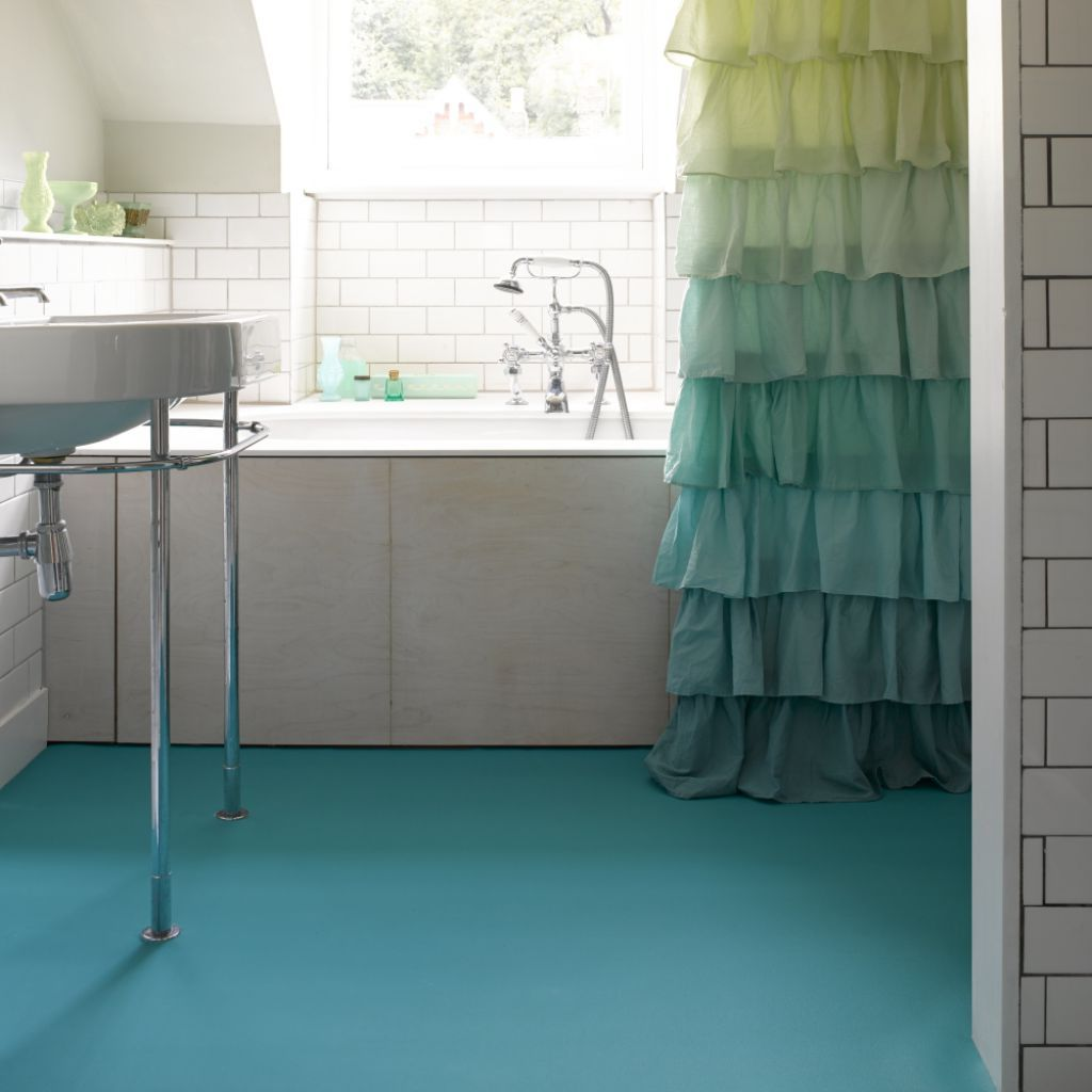 Some Types Of Bathroom Flooring That You Can Choose  Bathroom Amusing Bathroom Flooring Options Decorating Design