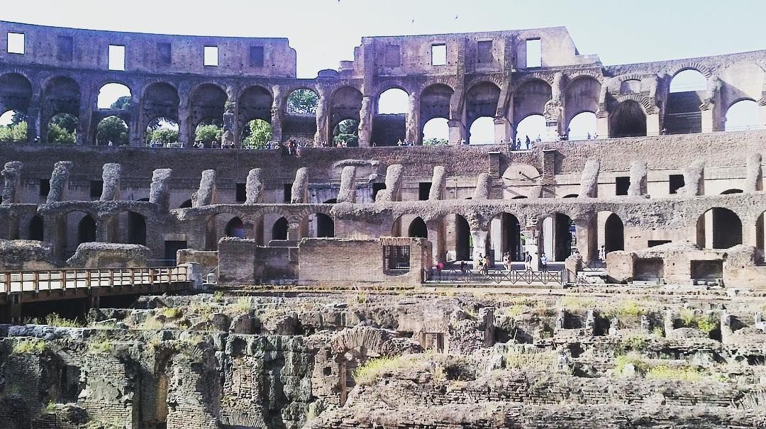 New The 10 Best Travel With Pictures Inside The Coliseum Italy Rome Backpacking Eurotrip Coliseum Ruins Travel Weather In Italy Italy Beaches