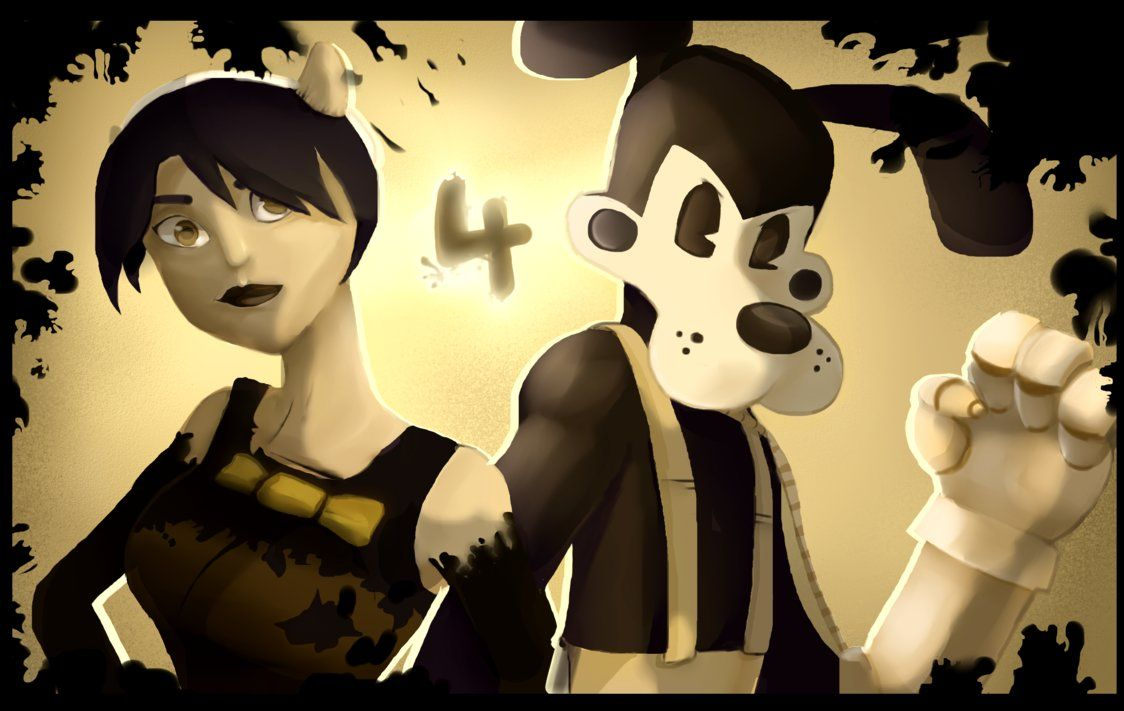It S Just Amazing Bendy And The Ink Machine New Chapter