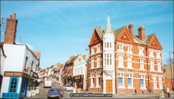 High Street In Hemel Welwyn Photo St Albans