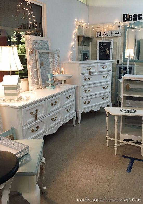 Booth Update Furniture Chalk Paint Furniture Home Decor
