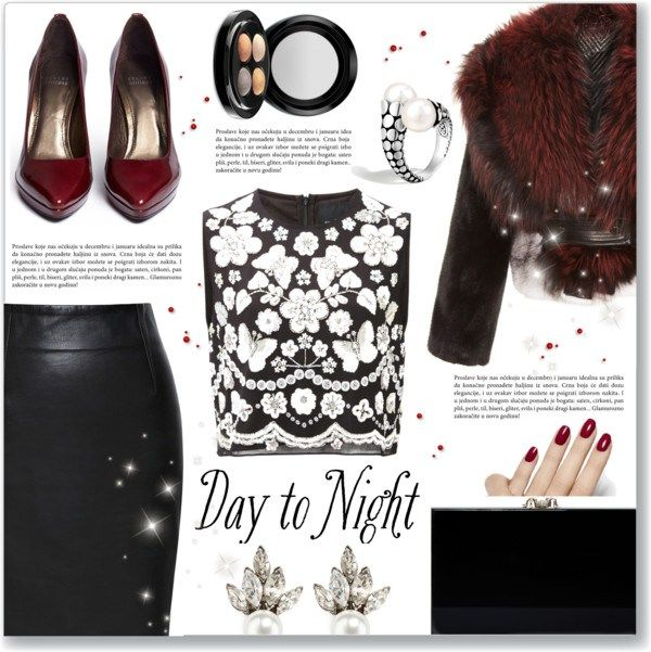 Day to Night: Holiday Party