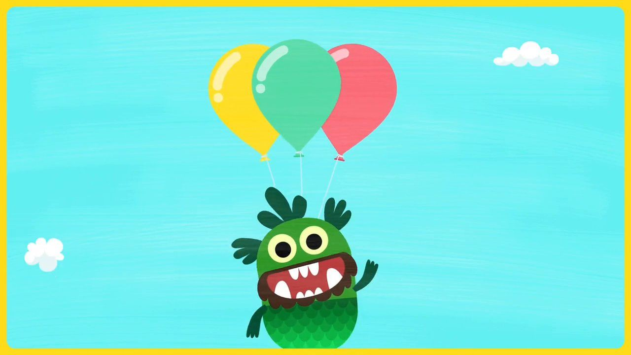 Teach Your Monster to Read: First Steps - iPad Trailer - I recently ...
