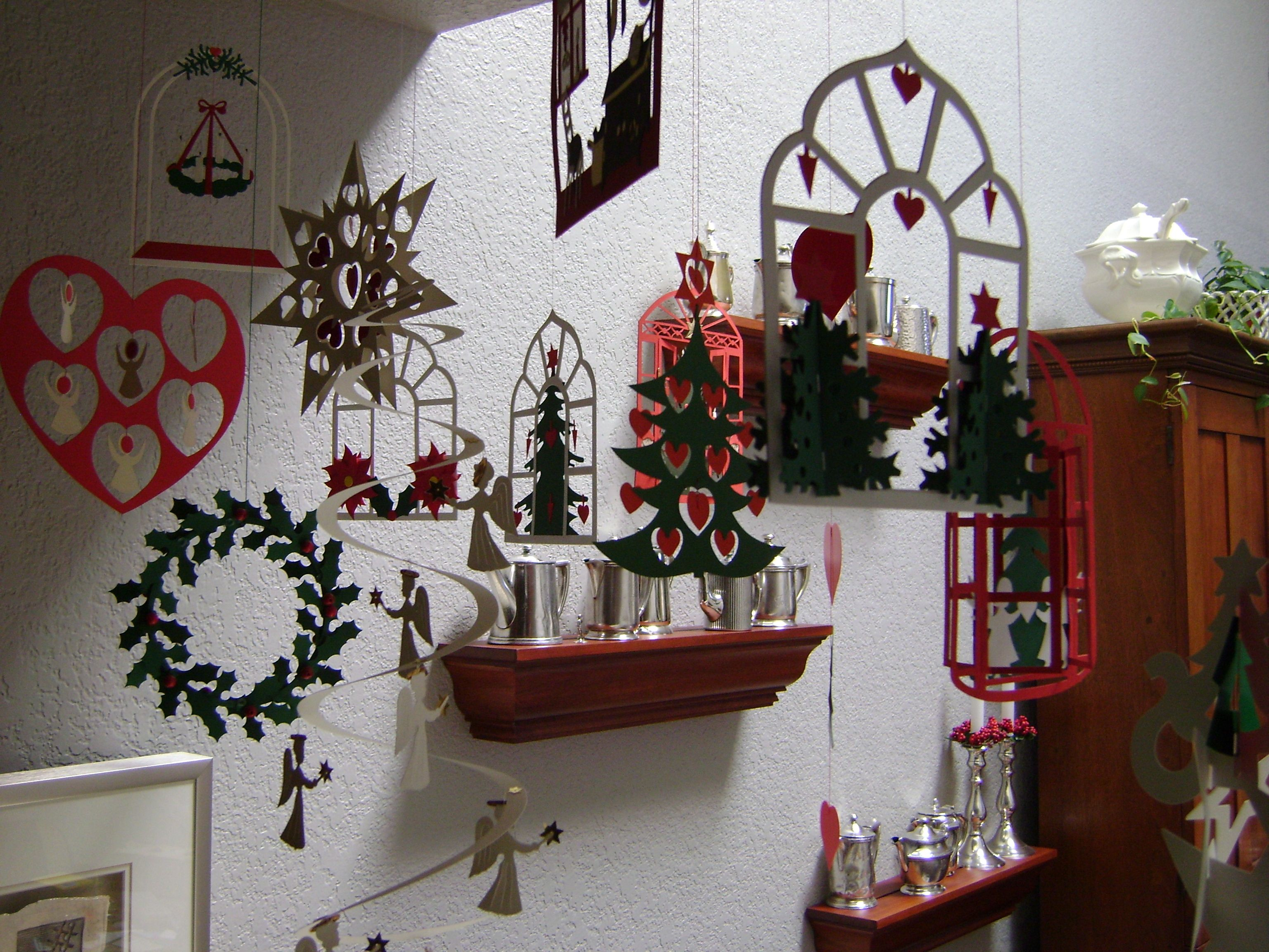 Danish Mobiles Danish christmas, Scandinavian christmas