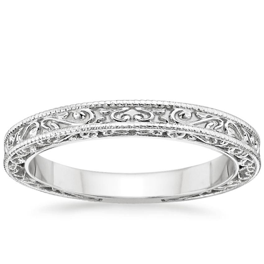 Romantic Bands: This Romantic Antique Style Band Is Adorned With Light