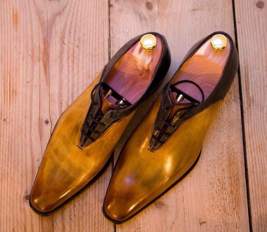 best service bcb33 9724f Francesco Benigno | Luxury Men Shoes in 2019 | Mens shoes ...