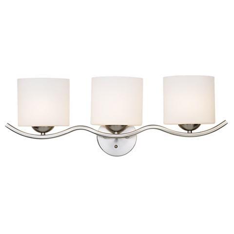 Possini Euro Design Wave Collection 27 1/4\