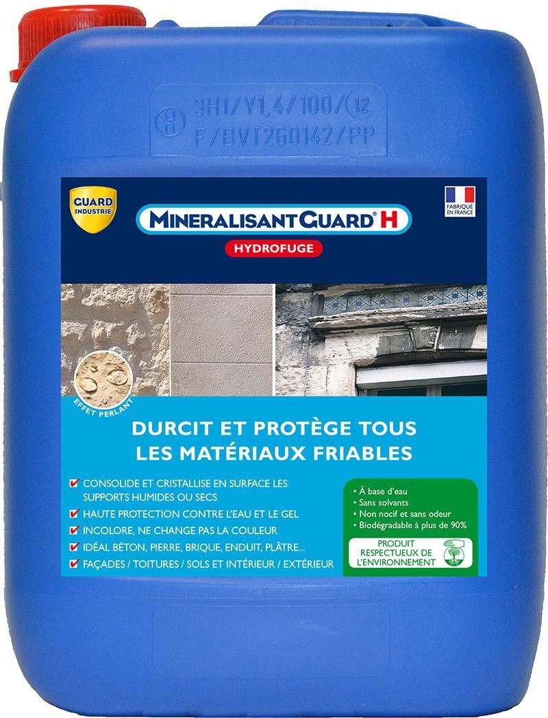 Mineralisant Guard H Durcisseur Anti Poussiere Et Hydrofuge Guard Industrie Mineralisant Guard H Durcisseur Anti Anti Poussiere Poussiere Materiaux