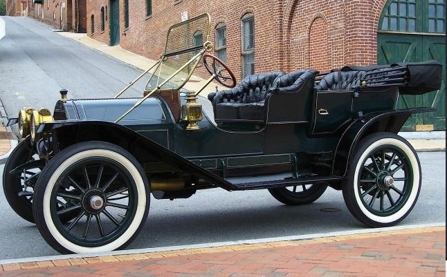AUTOS: 1910 Cadillac Model 30 Four-Passenger | 1900-1910