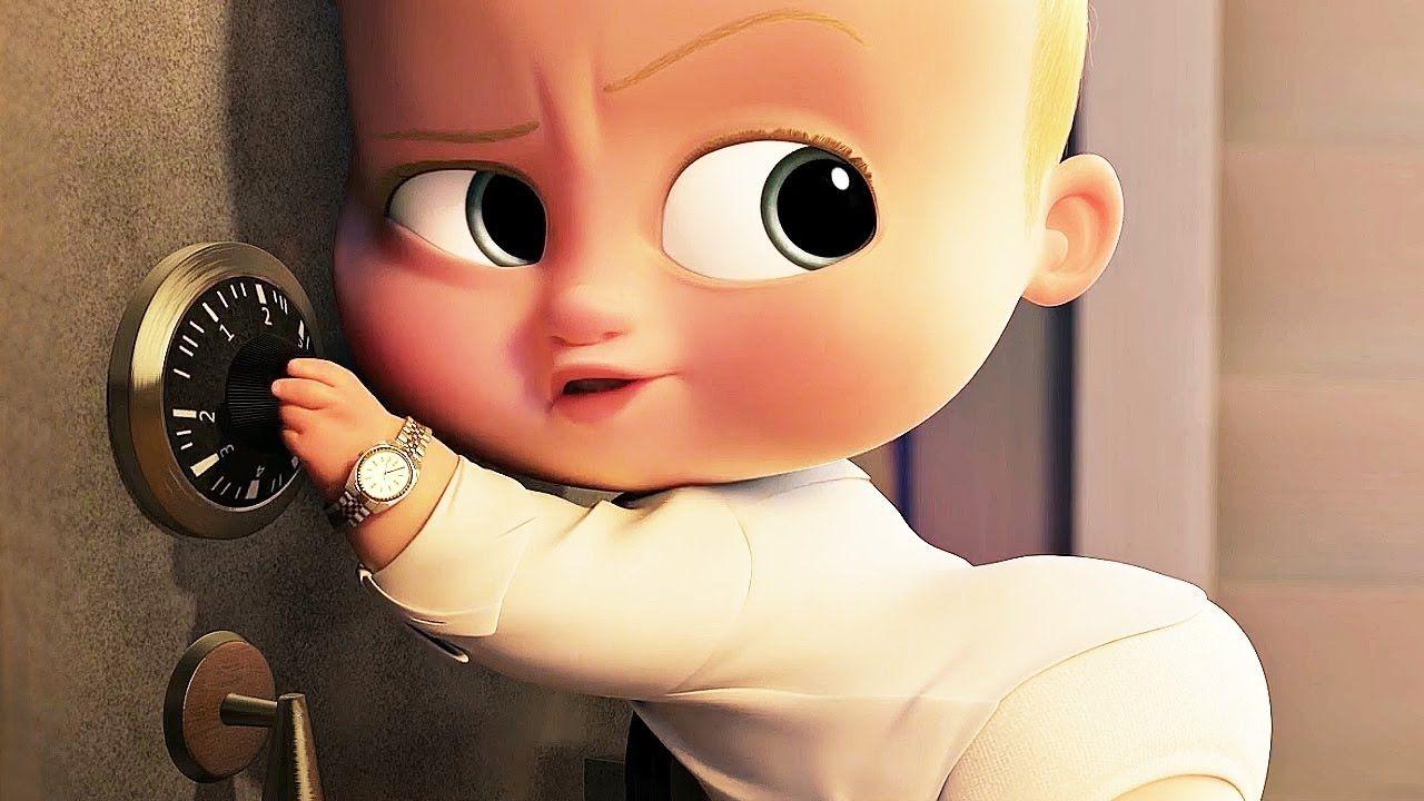 BABY BOSS Tous Les Extraits VF du Film (2017) Animation