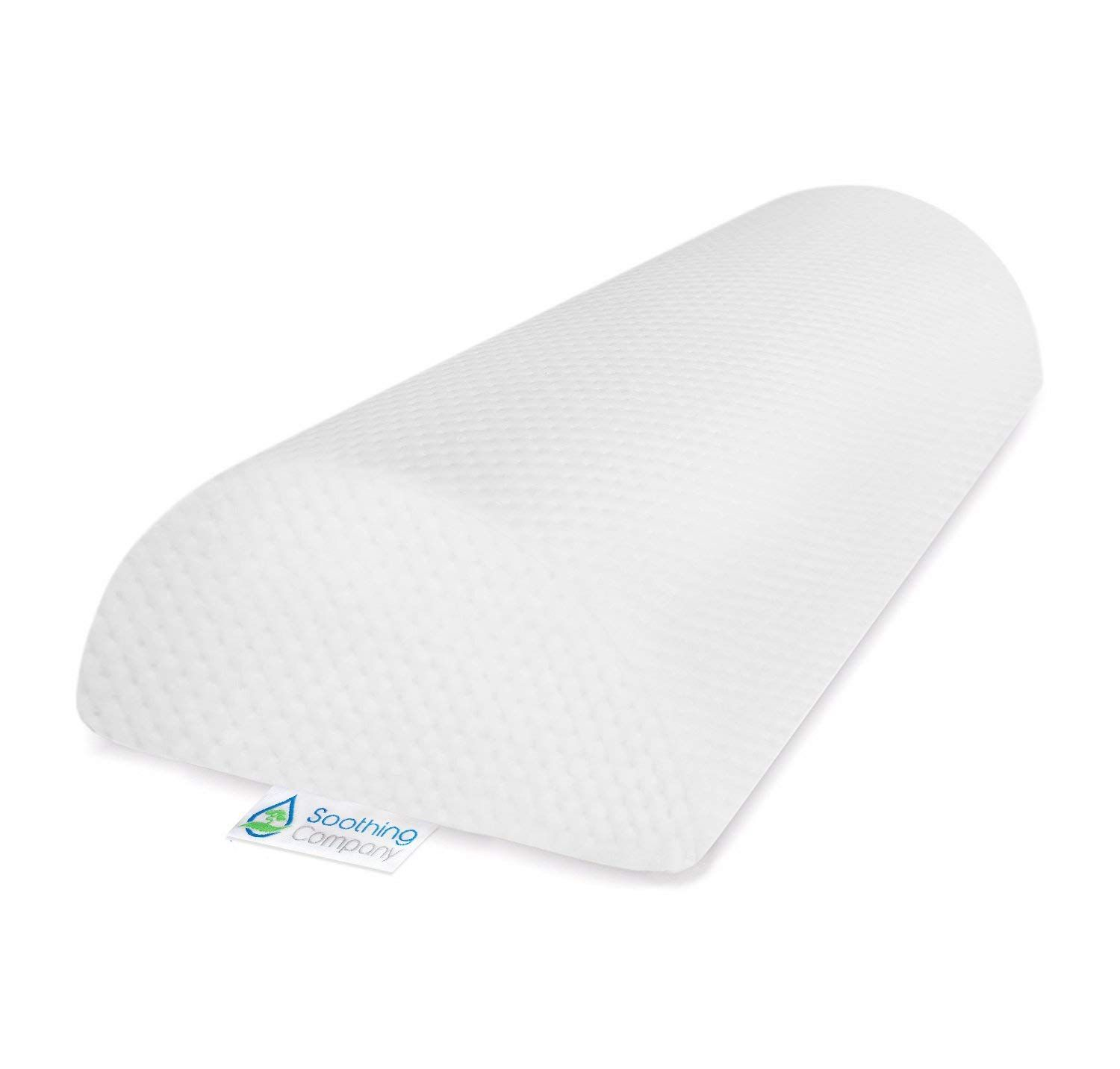 Half Moon Memory Foam Pillow Cushion