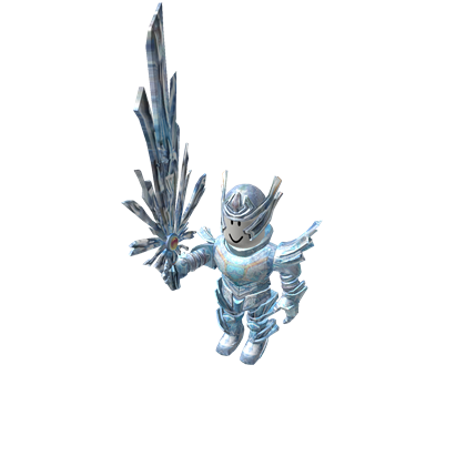 Frost Guard General Create An Avatar Roblox Ice Armor