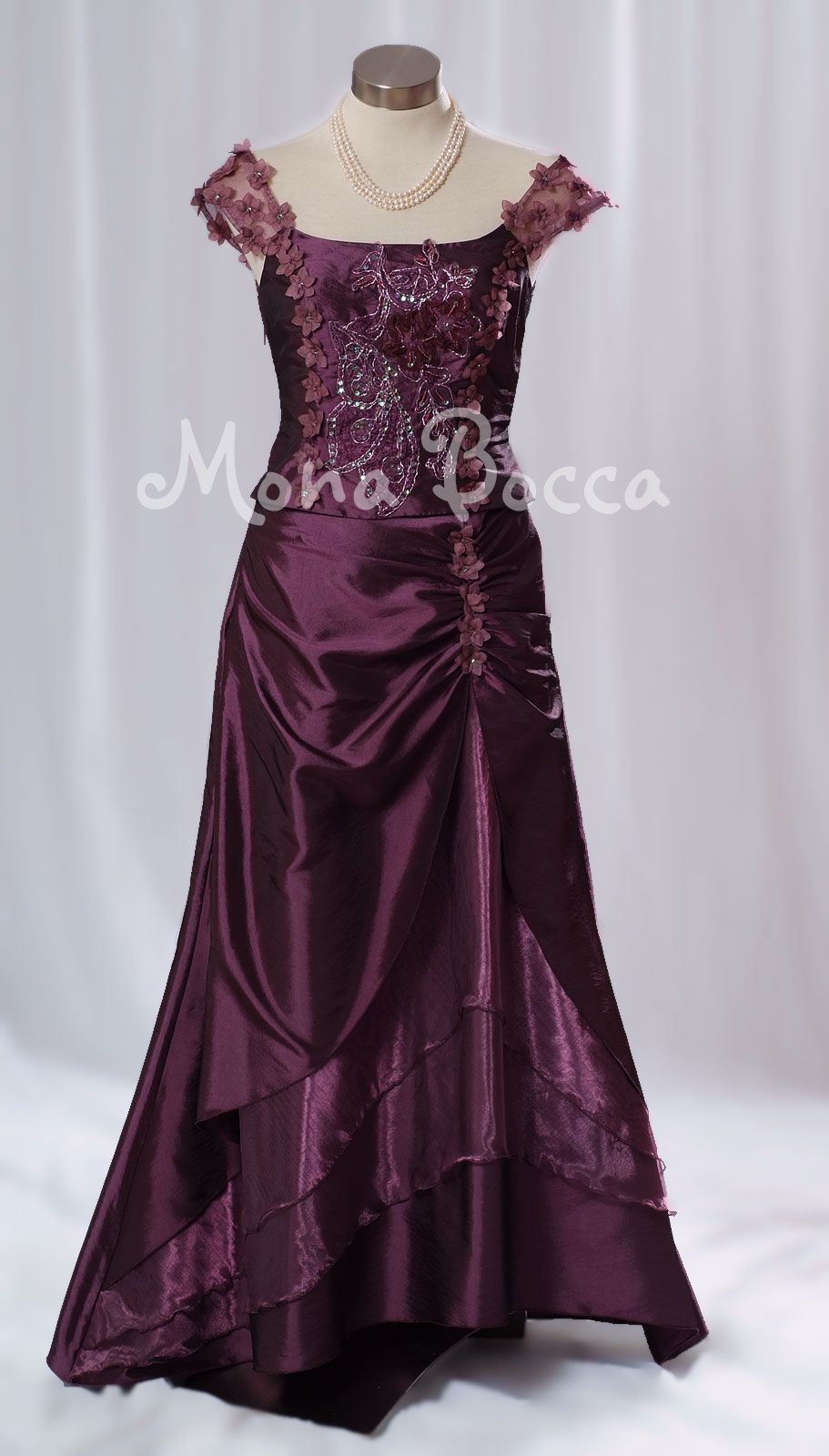 Mauve Titanic Ball Masquerade Dress | Masquerade | Pinterest