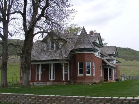 1900 Farmhouse on 100 acres in Mink Creek Idaho! Oh how