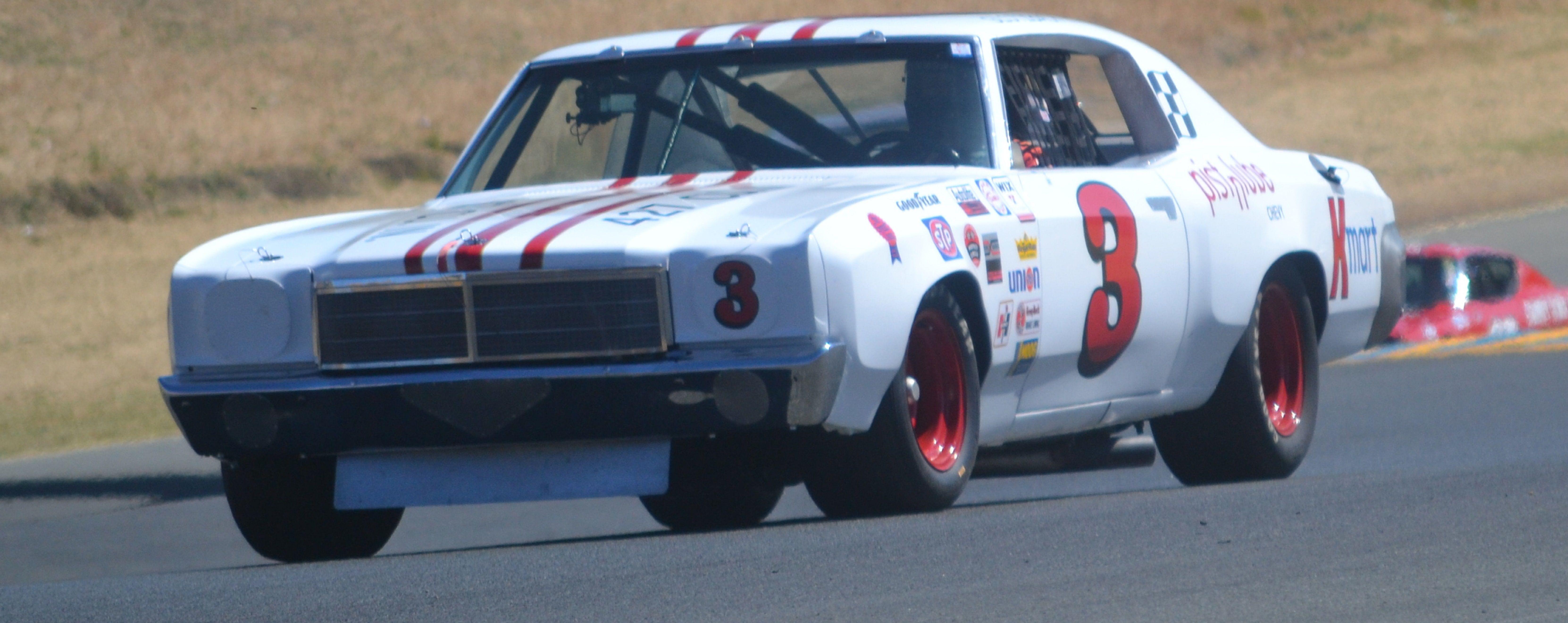 1971 Chevrolet Monte Carlo Coupe Nascar Race Car Nascar Race