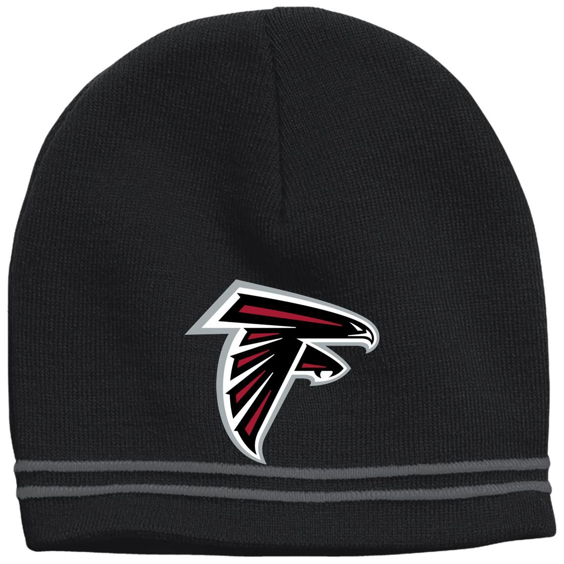 Atlanta Falcons Nfl Sport Tek Colorblock Beanie With Images Atlanta Falcons Logo Atlanta Falcons Falcon Logo Also cricket, rugby, nfl, tennis. pinterest