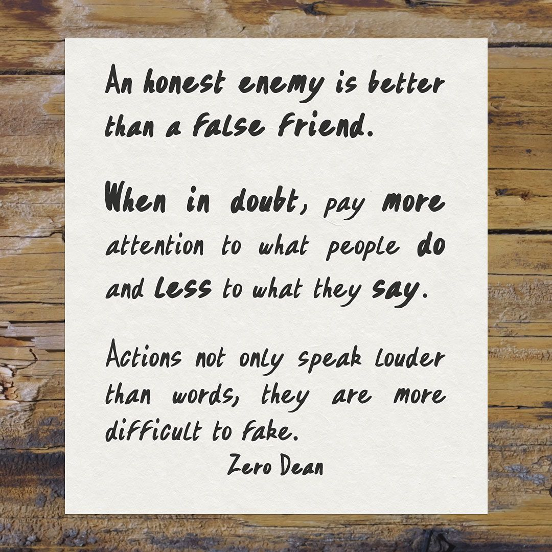 A lesson from zero deans book cool words false