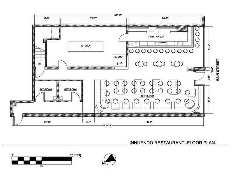 Graet deal of the restaurant floor plan with innuendo 800 599 pixels cafe Restaurant kitchen layout design software